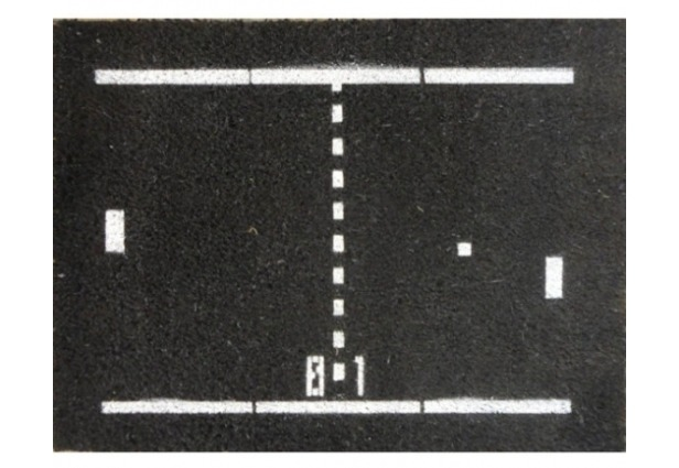 Pong Mat (Featured on pinkmitten.com) #geekrugs #geekhhome