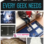Awesome Carpets and Rugs Every Geek Needs