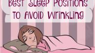 Best sleep positions to avoid wrinkling - pinkmitten.com #wrinkles #beauty #sleep