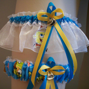 SpongeBob Garter Belt