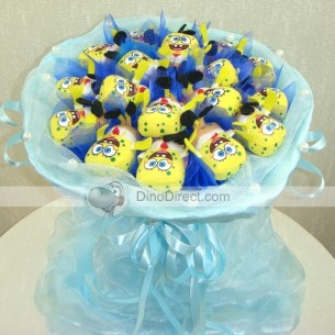 SpongeBob Wedding Bouquet