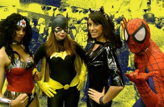 """""""Comic-Con 2012 Girls"""" (CC BY 2.0) by  charlesfettinger How would your cosplay compare?"""