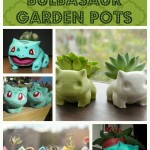 Loving These Bulbasaur Garden Pots