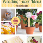 Unique & Creative Wedding Favor Ideas