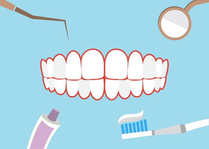 Teeth must be protected