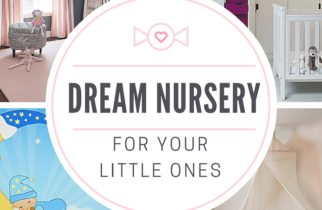 Design Your Dream Nursery for Your Little One #baby #nursery