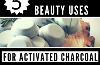 5 Surprising Beauty Uses for Activated Charcoal. With recipes! pinkmitten.com #beauty #charcoal #DIY #organic