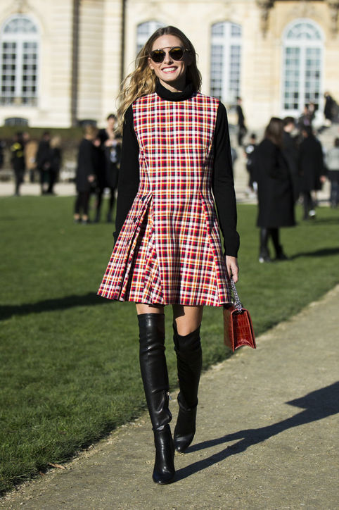 plaid-dress_getty