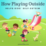 4 Ways Playing on a Playground Helps Kids With Their Self-Esteem