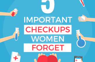 5 Important Checkups Women Forget @PinkMitten.com